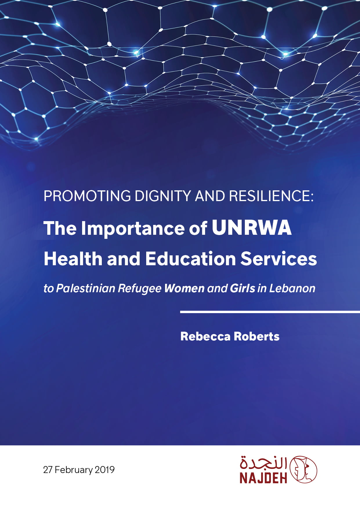 Promoting Dignity and Resilience 2019