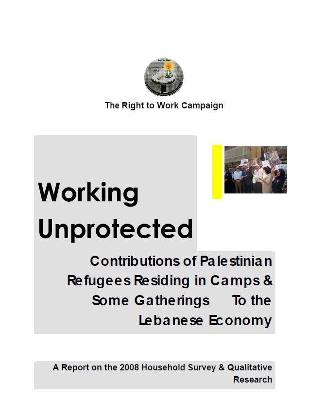 working unprotected in lebanon
