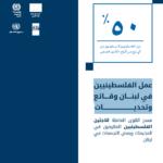 عمل الفلسطينيين في لبنان وقائع وتحديات