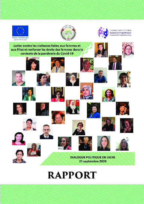Report - Policy Dialogue - Combating VAWG and Strengthening WR in  the context of Covid 19 pandemic - Fr.pdf